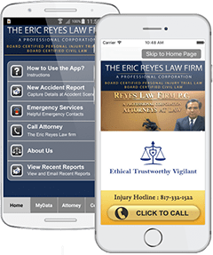 The Eric Reyes Law Firm app
