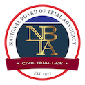 Board Certified - Civil Trial Law